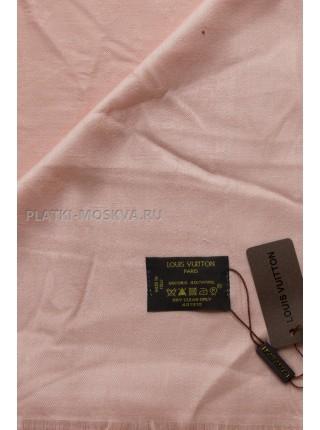 Платок брендовый пудровый 1067