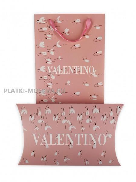 Подарочный конверт с пакетом Valentino