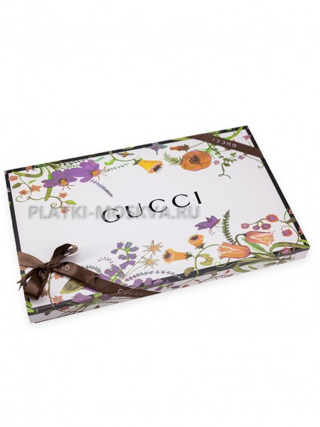 Подарочная коробка Gucci белая
