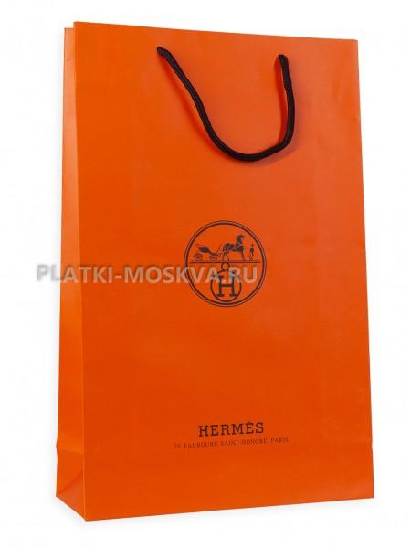 Фирменный пакет Hermes
