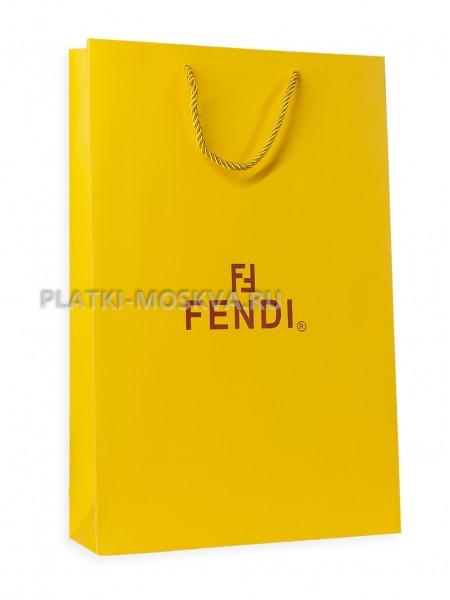 Фирменный пакет Fendi