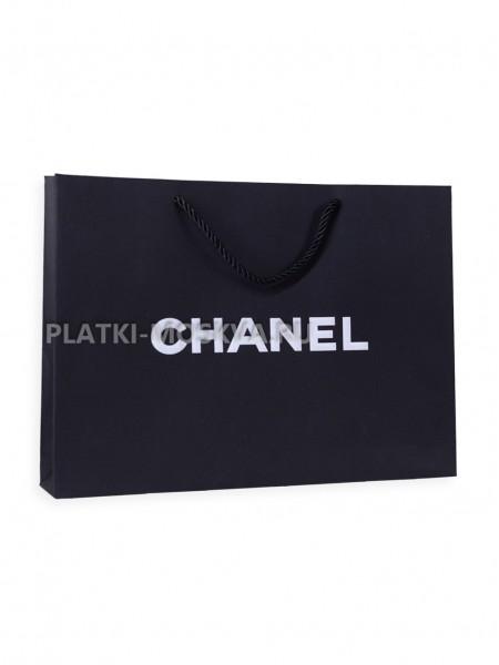Фирменный пакет Chanel прямоугольный